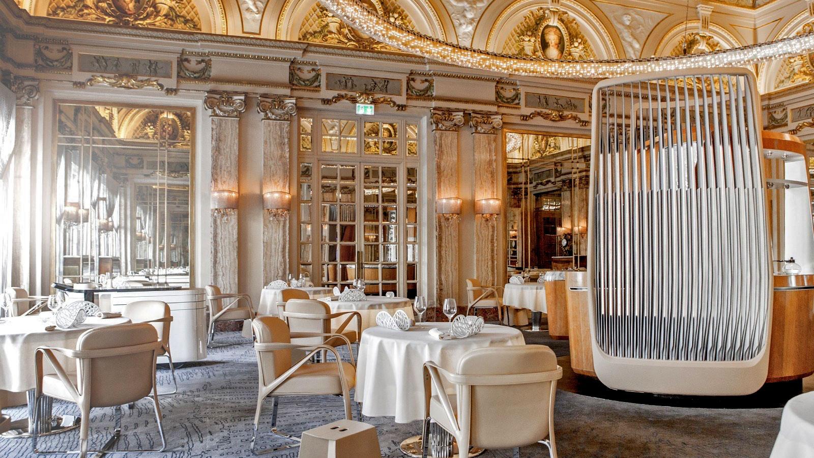 Le Louis XV – Alain Ducasse à l'Hôtel de Paris